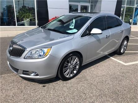 2016 Buick Verano Leather (Stk: UC15495) in Cobourg - Image 2 of 27