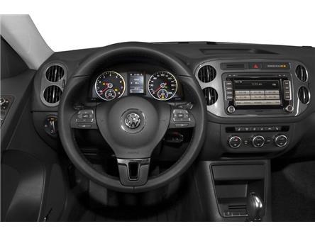 2012 Volkswagen Tiguan 2.0 TSI Comfortline (Stk: L19427A) in Calgary - Image 2 of 8