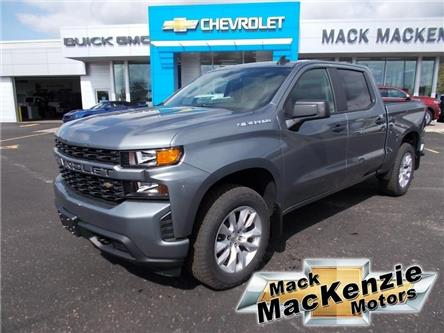 2020 Chevrolet Silverado 1500 Silverado Custom (Stk: 29110) in Renfrew - Image 1 of 10