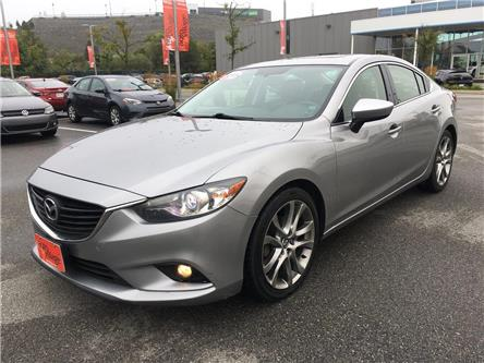 2015 Mazda MAZDA6 GT (Stk: P200395) in Saint John - Image 1 of 36