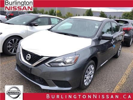 2019 Nissan Sentra 1.8 SV (Stk: Y6037) in Burlington - Image 1 of 5