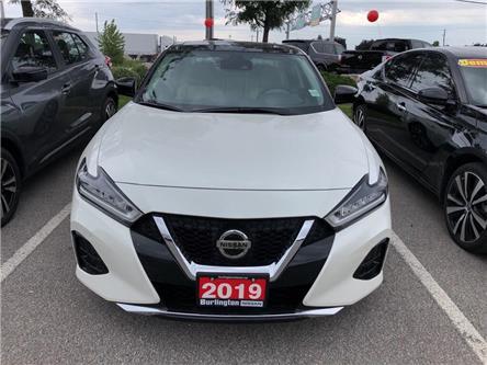 2019 Nissan Maxima Platinum (Stk: Y4512) in Burlington - Image 2 of 5