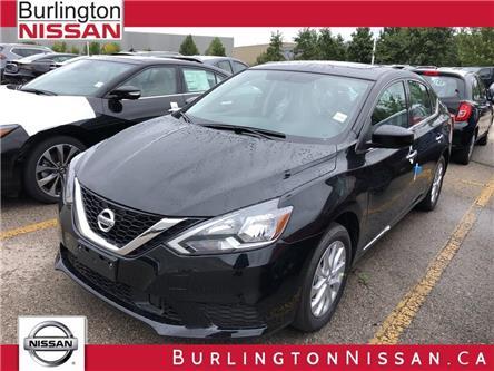 2019 Nissan Sentra 1.8 SV (Stk: Y6035) in Burlington - Image 1 of 5