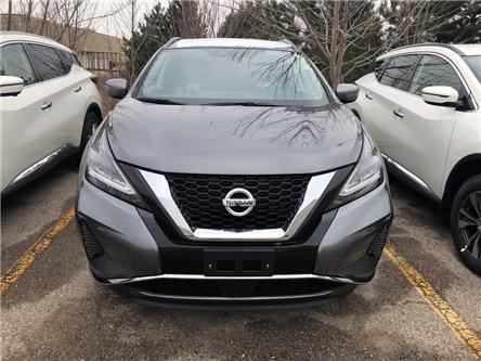 2019 Nissan Murano S (Stk: Y8503) in Burlington - Image 2 of 5