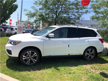 2019 Nissan Pathfinder Platinum (Stk: Y4051) in Burlington - Image 2 of 5
