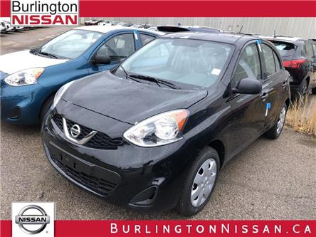 2019 Nissan Micra S (Stk: Y7529) in Burlington - Image 1 of 5