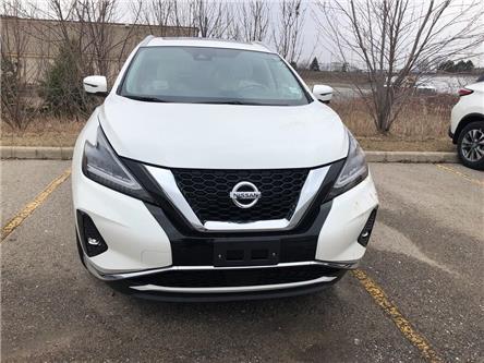 2019 Nissan Murano Platinum (Stk: Y8513) in Burlington - Image 2 of 5