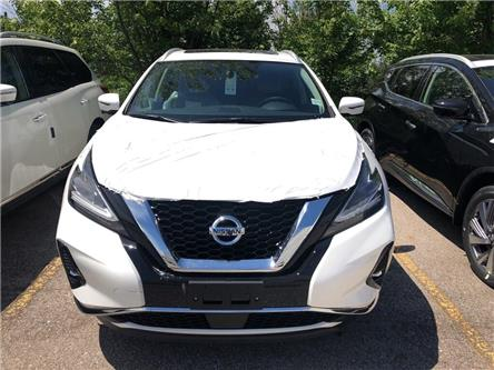 2019 Nissan Murano SL (Stk: Y8543) in Burlington - Image 2 of 5