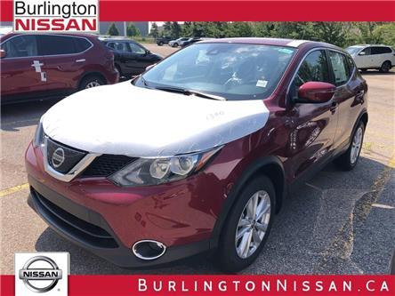 2019 Nissan Qashqai SV (Stk: Y9390) in Burlington - Image 1 of 5