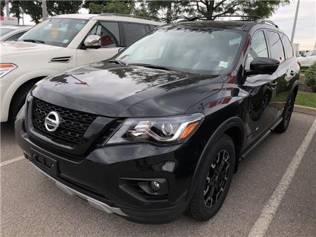 2019 Nissan Pathfinder SL Premium (Stk: Y4057) in Burlington - Image 1 of 5