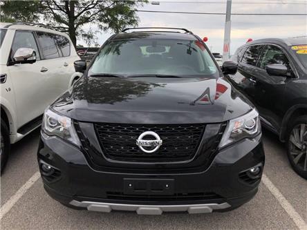 2019 Nissan Pathfinder SL Premium (Stk: Y4057) in Burlington - Image 2 of 5