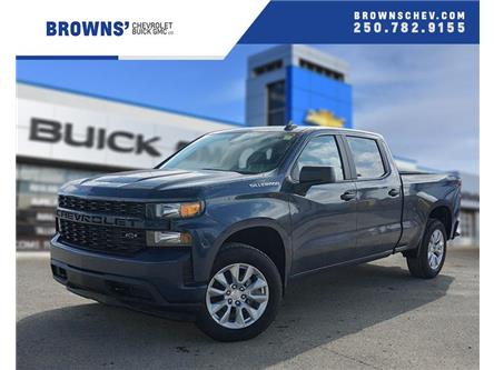 2020 Chevrolet Silverado 1500 Silverado Custom (Stk: T20-778) in Dawson Creek - Image 1 of 15