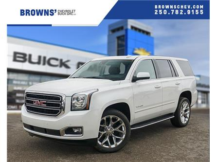 2020 GMC Yukon SLT (Stk: T20-796) in Dawson Creek - Image 1 of 18