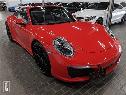 2017 Porsche 911  (Stk: 4970) in Oakville - Image 1 of 22