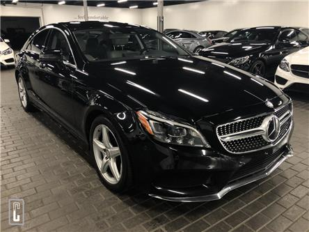 2015 Mercedes-Benz CLS-Class Base (Stk: 4972) in Oakville - Image 1 of 27
