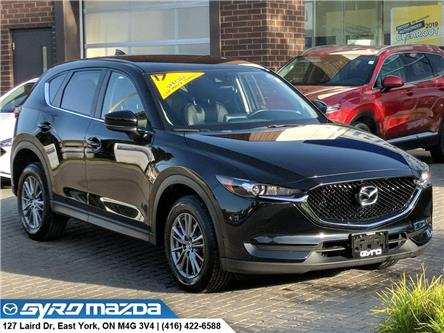 2017 Mazda CX-5 GS (Stk: 29051A) in East York - Image 1 of 28