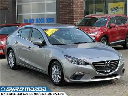 2015 Mazda Mazda3 GS (Stk: 28815A) in East York - Image 1 of 27