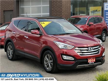 2014 Hyundai Santa Fe Sport 2.4 Luxury (Stk: H5241) in Toronto - Image 1 of 29