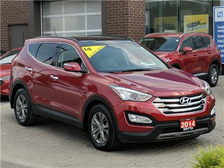 2014 Hyundai Santa Fe Sport 2.4 Luxury (Stk: H5241) in Toronto - Image 2 of 29