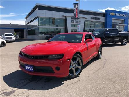 2014 Chevrolet Camaro 1LT||Rally Sport Pkg|Sunroof|Low KM'S| (Stk: PW18564A) in BRAMPTON - Image 2 of 20