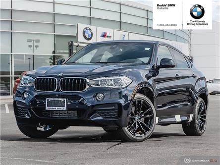 2019 BMW X6 xDrive35i (Stk: T685266) in Oakville - Image 1 of 27