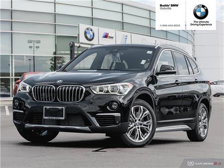 2019 BMW X1 xDrive28i (Stk: T710879) in Oakville - Image 1 of 27