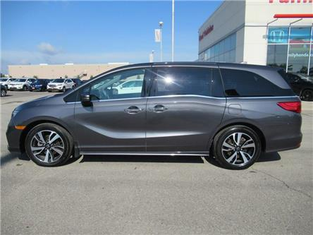 2019 Honda Odyssey Touring | SAVE BIG! | CRAZY INCETIVES! (Stk: 9506968) in Brampton - Image 2 of 30