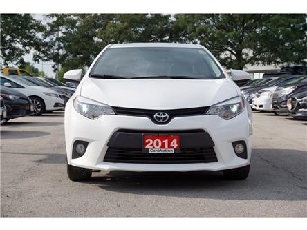 2014 Toyota Corolla LE| UPGRADE PKG| SUNROOF| HTD SEATS| REAR CAM (Stk: K865A) in Burlington - Image 2 of 39