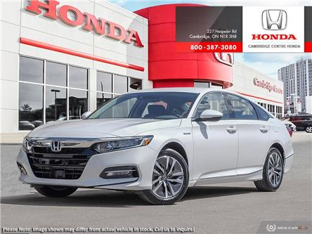 2019 Honda Accord Hybrid Base (Stk: 20184) in Cambridge - Image 1 of 24