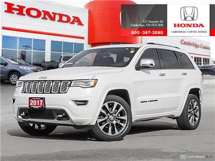 2017 Jeep Grand Cherokee Overland (Stk: 20191A) in Cambridge - Image 1 of 27