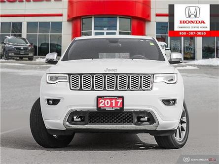 2017 Jeep Grand Cherokee Overland (Stk: 20191A) in Cambridge - Image 2 of 27