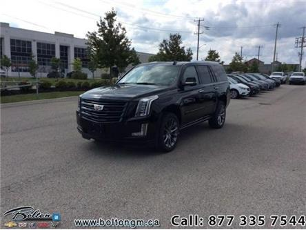 2020 Cadillac Escalade Premium Luxury (Stk: 149119) in BOLTON - Image 1 of 9