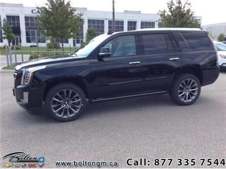 2020 Cadillac Escalade Platinum (Stk: 159799) in BOLTON - Image 1 of 11