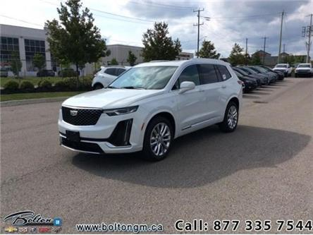 2020 Cadillac XT6 Premium Luxury (Stk: 111424) in BOLTON - Image 1 of 11
