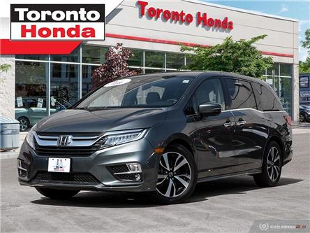 2018 Honda Odyssey Touring (Stk: 39352) in Toronto - Image 1 of 30