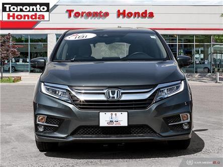 2018 Honda Odyssey Touring (Stk: 39352) in Toronto - Image 2 of 30