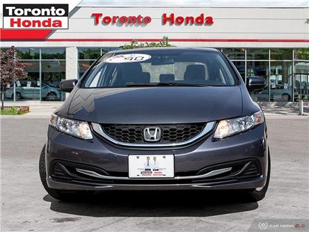 2014 Honda Civic LX (Stk: 39358) in Toronto - Image 2 of 30