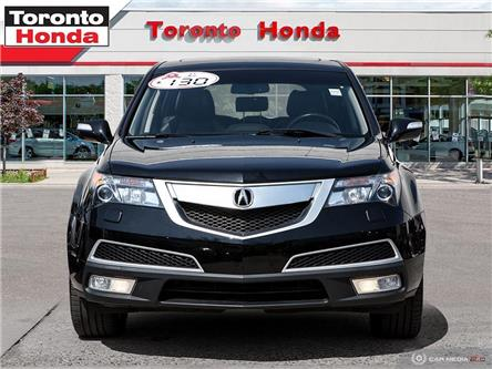 2012 Acura MDX Technology (Stk: 39394) in Toronto - Image 2 of 30
