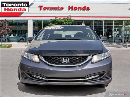 2015 Honda Civic EX (Stk: 39412) in Toronto - Image 2 of 30