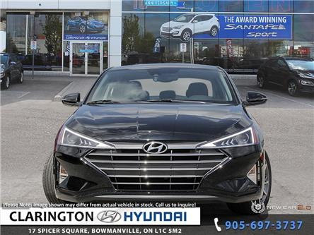 2020 Hyundai Elantra Luxury (Stk: 19696) in Clarington - Image 2 of 24