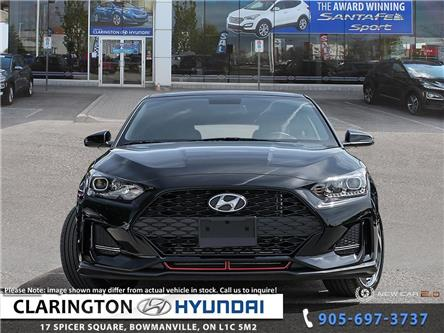 2020 Hyundai Veloster Turbo (Stk: 19700) in Clarington - Image 2 of 24