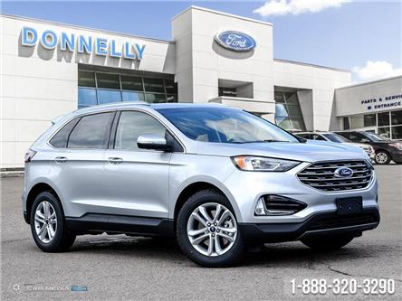 2019 Ford Edge SEL (Stk: DS1621) in Ottawa - Image 1 of 27