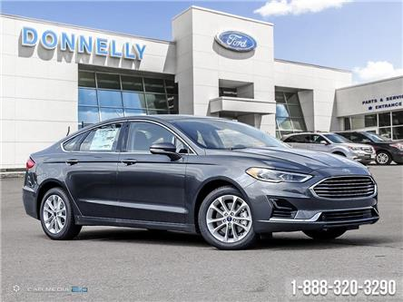 2019 Ford Fusion Energi SEL (Stk: DS1684) in Ottawa - Image 1 of 27