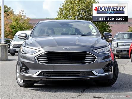 2019 Ford Fusion Energi SEL (Stk: DS1684) in Ottawa - Image 2 of 27