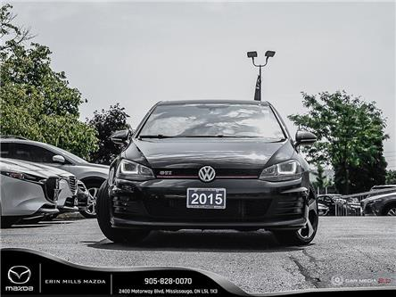 2015 Volkswagen Golf GTI 3-Door Performance (Stk: 19-0773A) in Mississauga - Image 2 of 25