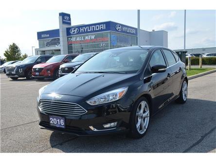 2016 Ford Focus Titanium (Stk: 299935) in Milton - Image 1 of 22