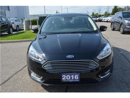 2016 Ford Focus Titanium (Stk: 299935) in Milton - Image 2 of 22