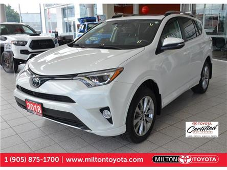 2018 Toyota RAV4  (Stk: 703072) in Milton - Image 1 of 40