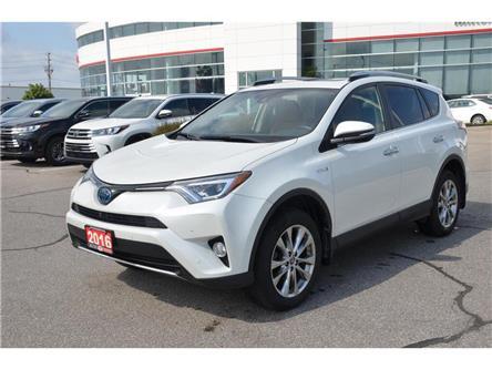 2016 Toyota RAV4 Hybrid  (Stk: 026600A) in Milton - Image 1 of 21