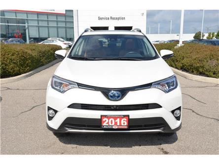 2016 Toyota RAV4 Hybrid  (Stk: 026600A) in Milton - Image 2 of 21